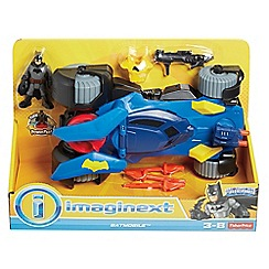 Imaginext - DC Super Friends Batmobile