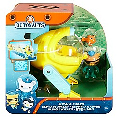 Octonauts - Gup U and Kwazii