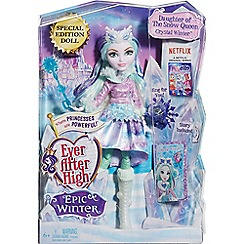 Ever After High - Crystal Winter Doll