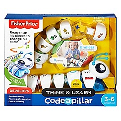 Fisher-Price - Think and Learn Code-a-Pillar