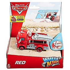 Disney Cars - Wheel Action Drivers Red Vehicle