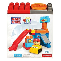 Mega Bloks - First Builders Spinning Garage