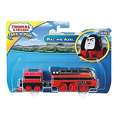 Thomas & Friends Take-N-Play  - Racing Axel