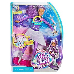 Barbie - Star Light Adventure Lights and Sounds Hoverboarder
