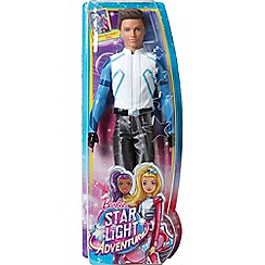 Barbie - Star Light Adventure Galaxy Ken Doll
