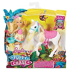 Barbie - Chelsea Doll and Pony