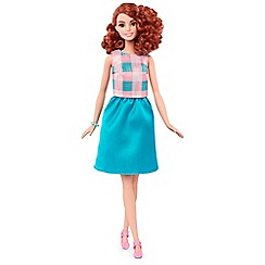 Barbie - Fashionistas Doll 29 Terrific Teal