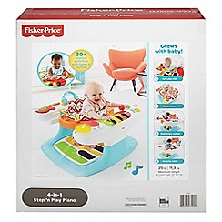 Fisher-Price - 4-in-1 Step 'n Play Piano