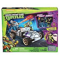 Teenage Mutant Ninja Turtles - Donnie Turtle Racer