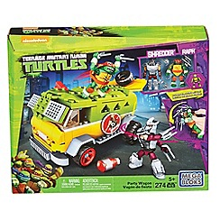Teenage Mutant Ninja Turtles - Party Van