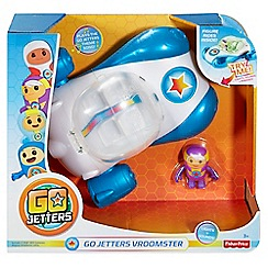 Fisher-Price - Go Jetters Vroomster