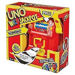 Mattel - Uno Wild Jackpot