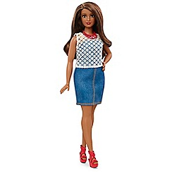 Barbie - Fashionistas Doll 32 Dolled Up Denim