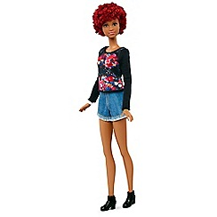 Barbie - Fashionistas Doll 33 Fab Fringe