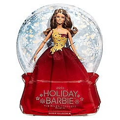 Barbie - 2016 Holiday Doll - Latina