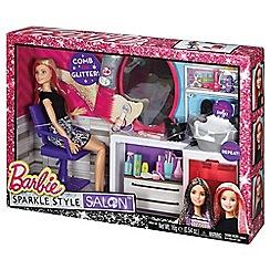 Barbie - Sparkle Style Salon Assortment