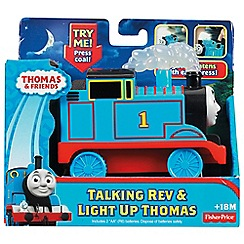 Thomas & Friends - Rev and Light Up Thomas