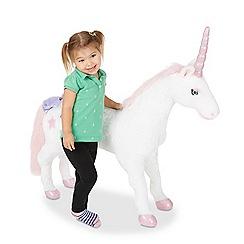 Melissa & Doug - Unicorn plush toy - 18801