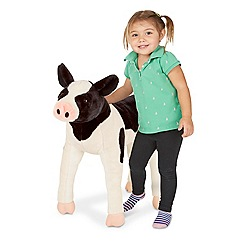 Melissa & Doug - Calf plush toy - 18842