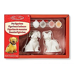 Melissa & Doug - Design Your Own Pet Figurines - 18866