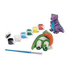 Melissa & Doug - Design Your Own Dinosaur Figurines - 18868