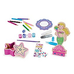 Melissa & Doug - Design Your Own Mermaid Set - 19544