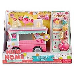 Debenhams - Num Noms Glossy Gloss Truck Playset