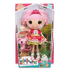 Lalaloopsy - Sew Royal Princess Doll Jewel Sparkles & Pet