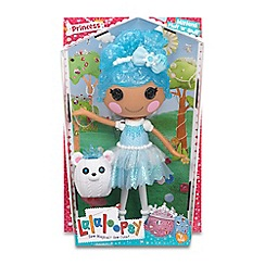 Lalaloopsy - Sew Royal Princess Doll Mittens Fluff Stuff & Pet