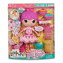Lalaloopsy - Glitter Hair-Dough Doll