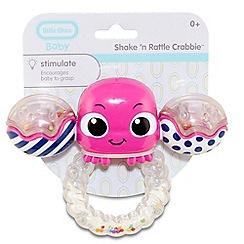 Little Tikes - Shake 'n Rattle Crabbie Ring Pink