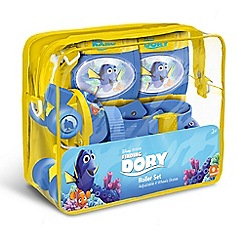 Disney PIXAR Finding Dory - Roller-skates and protection set