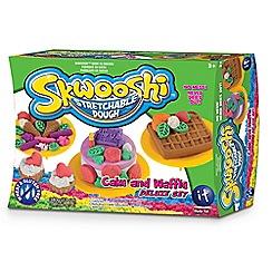 Skwooshi - Cake & waffle set