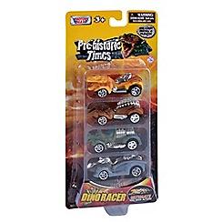 Motormax - Pre-historic Time -Dino Racer