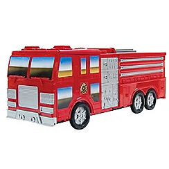 Motormax - Take Along Fire Station Playset