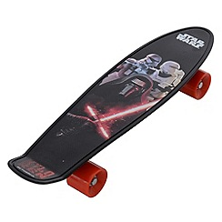 Star Wars - Black and Red  cruiser Skateboard