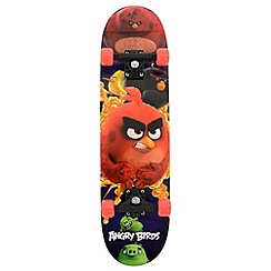 Angry birds - Multi coloured Skateboard