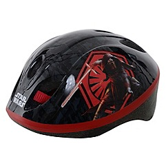 Star Wars - Red and Black safety helmet