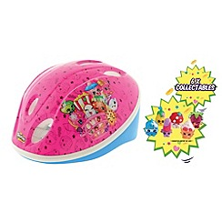 Shopkins - Pink and blue safety helmet