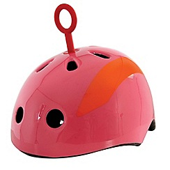 Teletubbies - Orange and Pink Ramp Helmet