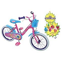 Shopkins - Pink and Blue Bike