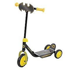 Batman - Black and Yellow Tri-Scooter