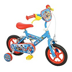 Paw Patrol - Blue and Red Bike