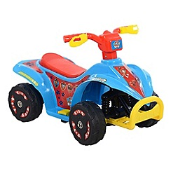 Paw Patrol - Blue and Red Mini Quad