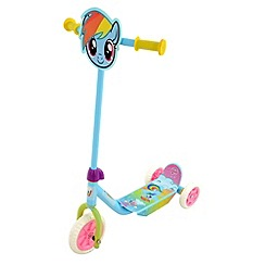 My Little Pony - Multi coloured Tri-Scooter