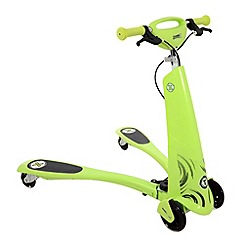 MV Sports - Green mini scooter