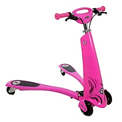 MV Sports - Pink mini scooter