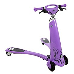 MV Sports - Purple mini scooter