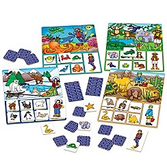 Orchard Toys - Where Do I Live? Game