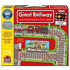Orchard Toys - Giant railway